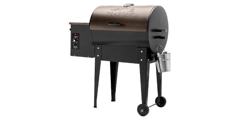 Cabela's Traeger Junior Elite Wood Pellet Grill (BBQ155 ...