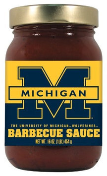 Michigan Wolverines Sweet and Smoky BBQ Sauce Hot Sauce Harry's