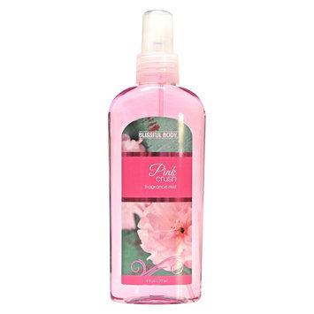 The Village Company Blissful Body Pink Crush Fragrance Mist - 6 oz