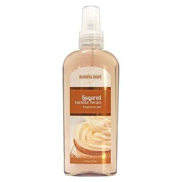 The Village Company Blissful Body Sugared Vanilla Bean Fragrance Mist - 6 oz