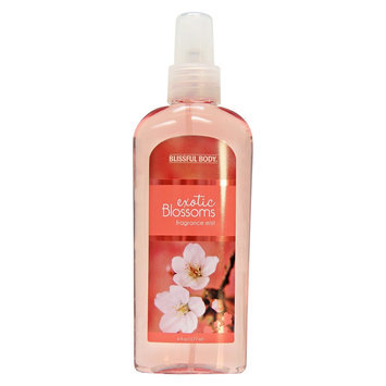 The Village Company Blissful Body Exotic Blossoms Fragrance Mist - 6 oz