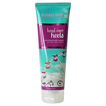 The Village Company Blissful Body Head Over Heels Hydrating Body Cream - 8 oz