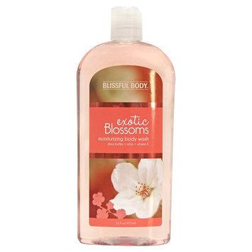 The Village Company Blissful Body Exotic Blossoms Moisturizing Body Wash - 16 oz