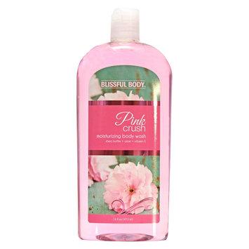 The Village Company Blissful Body Pink Crush Moisturizing Body Wash - 16 oz