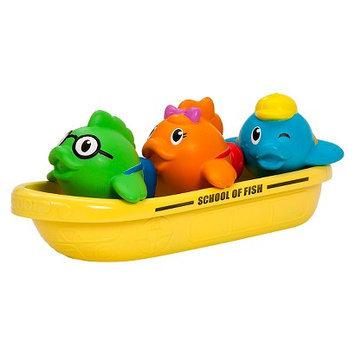 Munchkin Munchk School of Fish Baby Bath Toy