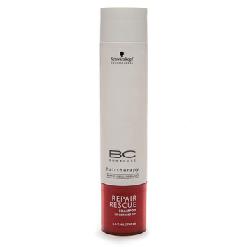 Schwarzkopf Professional Bonacure Repair Rescue Shampoo for Damaged Hair