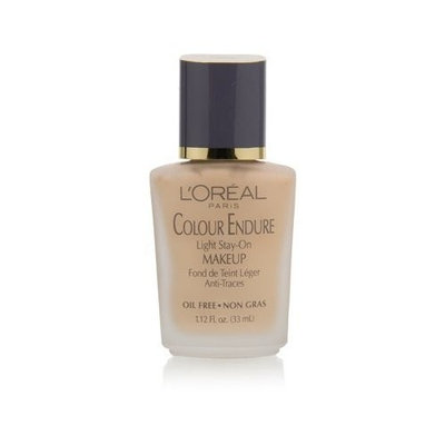 L'Oréal Paris Colour Endure Light Stay-On Makeup Oil Free
