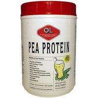 Olympian Labs Vanilla Flavor Pea Protein 805 grams