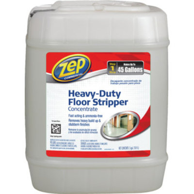 5 GALLON ZEP HEAVY DUTY FLOOR STRIPPER