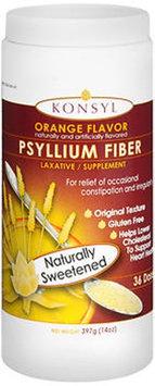 Konsyl Formula-D Psyllium Fiber Laxative Supplement 14OZ