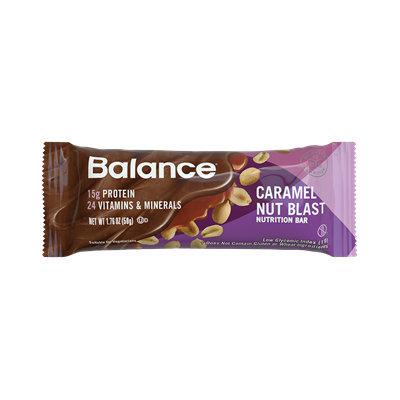 Caramel Nut Blast Balance Bar®