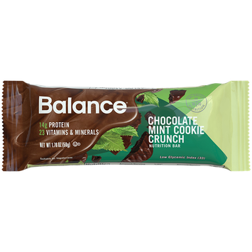 Chocolate Mint Cookie Crunch Balance Bar®