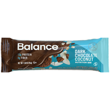 Dark Chocolate Coconut Balance Bar®