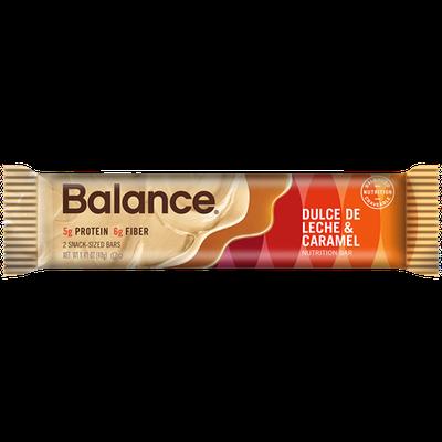 Balance Dulce de Leche and Caramel Bar