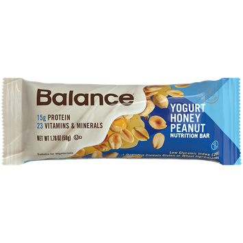 Yogurt Honey Peanut Balance Bar®