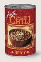 Amy's Kitchen Organic Spicy Chili