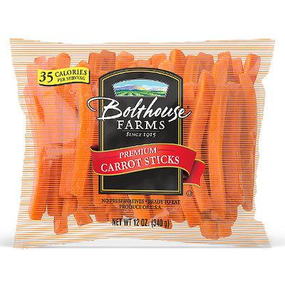 Bolthouse Farms Premium Carrot Sticks
