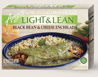 Amy's Kitchen Black Bean & Cheese Enchilada Light & Lean