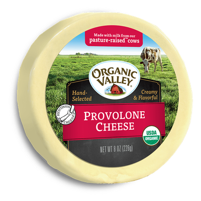 Organic Valley® Provolone Slices