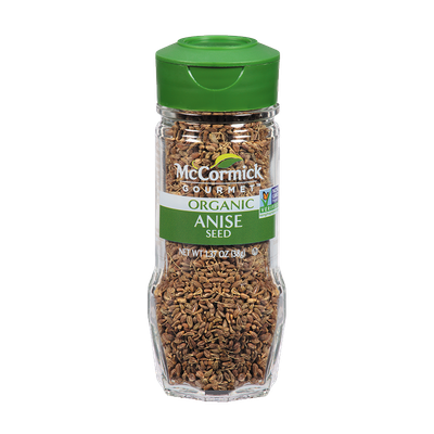 McCormick Gourmet™ Organic Anise Seed