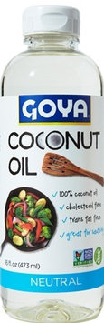 Goya Coconut Oil – Neutral