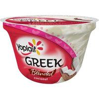 Yoplait® Greek Blended Coconut Low Fat Yogurt