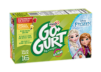 GO-GURT® Strawberry Ice Castle Vanilla Flurries Yogurt Variety Pack