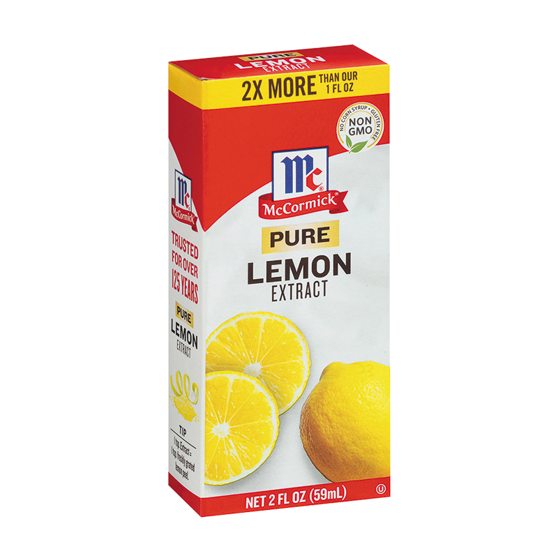 McCormick® Pure Lemon Extract