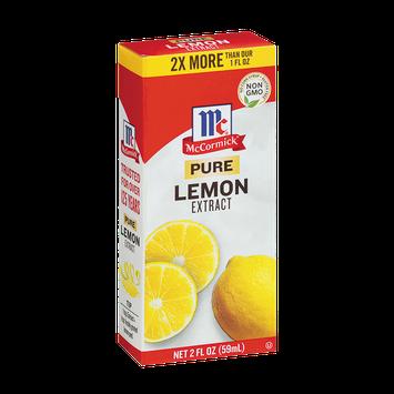 McCormick® Pure Lemon Extract