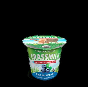 Organic Valley® Blueberry Grassmilk Yogurt