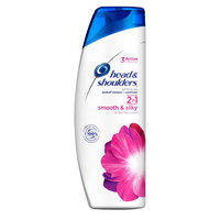 Head & Shoulders 2 In 1 Smooth & Silky Shampoo and Conditioner
