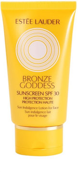 Estée Lauder Bronze Goddess Sun Indulgence Lotion for Face SPF 30