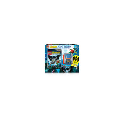 Warner Home Video Games LEGO Batman Play and Collect with Batman Vinyl Figure