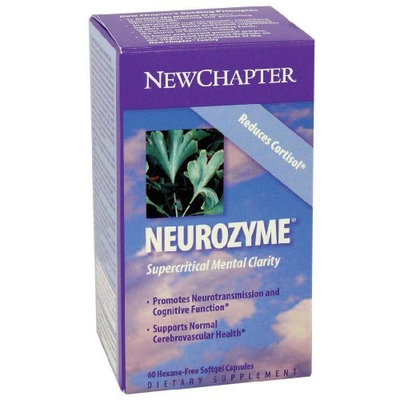 New Chapter Chapter Neurozyme, 60 Softgels