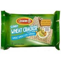 Osem Sunny Wheat Cracker, Whole Wheat Low Sodium 8.8-Ounce Packages (Pack of 12)