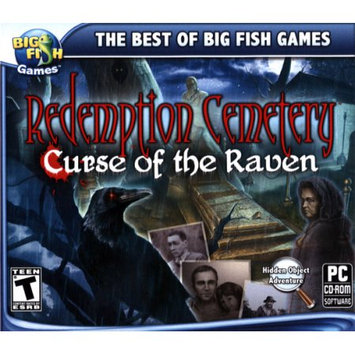 Computer Gallery REDCEM1RAVEN Redemption Cemetery 1 -Curse Of The Raven-BIG FISH GAMES