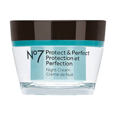 Boots No7 Protect & Perfect Night Cream