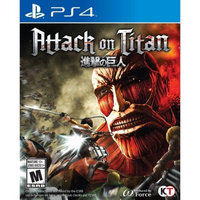 Koei Tecmo America Corpo Attack on Titan Playstation 4 [PS4]