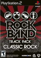 Harmonix Rock Band: Classic Rock Track Pack