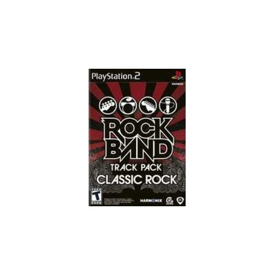 Harmonix Rock Band: Classic Rock Track Pack
