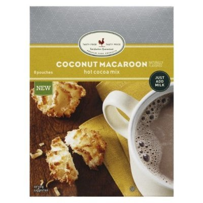 Archer Farms Coconut Macaroon Hot Cocoa Mix 8 ct
