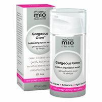 mama mio Gorgeous Glow Balancing Facial Wash, 3.4 fl oz