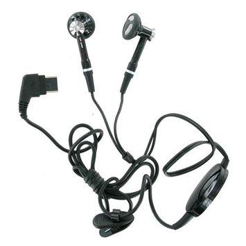 Verizon - Samsung Earbud Headset for Alias SCH-u740 - Black