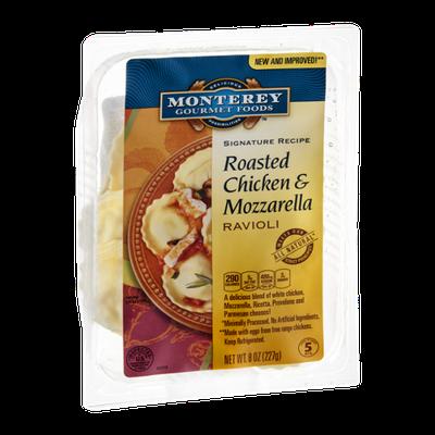 Monterey Gourmet Foods Signature Recipe Ravioli Roasted Chicken & Mozzarella