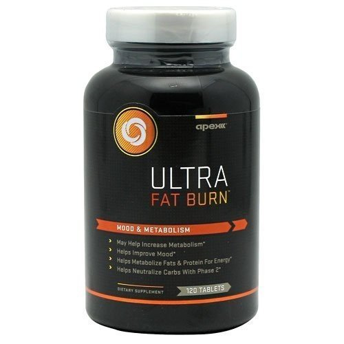 Apex Fitness Apex Ultra Fat Burn - 120 Ct