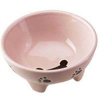Ethical Pet Footed Dish Dog Pet Dish