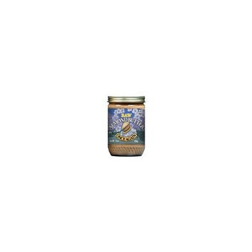 Almond Butter, Once again, Lightly Toasted, Creamy 16 oz. Formerly called Raw