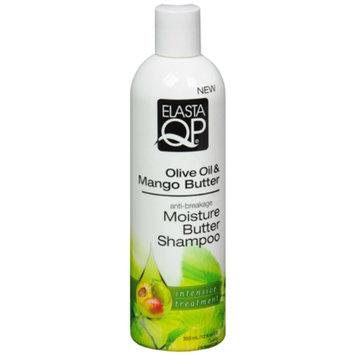 Elasta QP Olive Oil Mango Butter Shampoo, 12 fl oz
