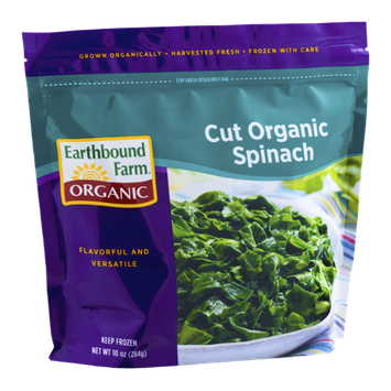 Earthbound Farm Organic Cut Organic Spinach