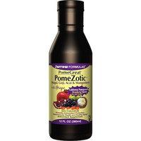Jarrow Formulas PomeZotic, with Grape, Goji, Acai, and Mangosteen, 12 Fluid Ounce